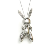 Jeff Koons - Rabbit Pendant, 2005-2009